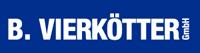 B.Vierkötter GmbH  Heizung-Sanitär-Bauschlosserei Logo